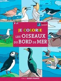 Ouest-France - Je colorie les oiseaux du bord de mer.