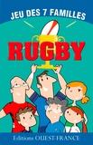 Ouest-France - Le jeu 7 familles Le rugby.