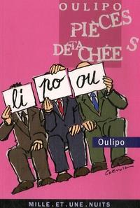 OuLiPo - Oulipo - Pièces détachées.