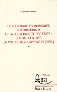 Deedr.fr Les contrats économiques internationaux et la souveraineté des Etats : les cas des pays en voie de développement (PVD) Image
