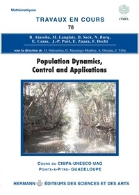 Ousseynou Nakoulima - Population Dynamics, Control and Applications.