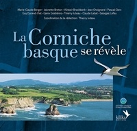 Ouvrage Collectif - La corniche basque se révèle.