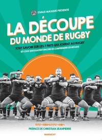 Ovale Masqué - La découpe du monde de rugby.