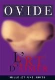 Ovide - L'art d'aimer.