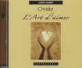 Ovide - L'art d'aimer. 2 CD audio