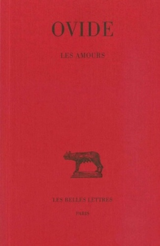 Ovide - Les Amours.