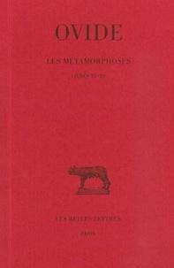 Histoiresdenlire.be Les métamorphoses - Tome 3, Livres XI-XV Image