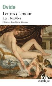 Ovide - Lettres d'amour - Les Héroïdes.