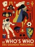 Owen Davey - Le Who's Who des grandes personnes.