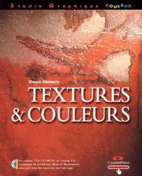 Owen Demers - Textures & couleurs. 1 Cédérom