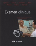 Owen Epstein et John Cookson - Examen clinique.