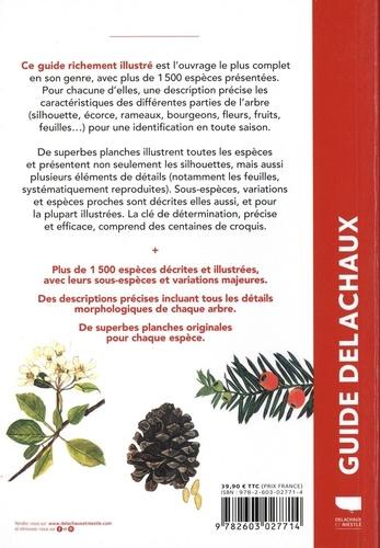Guide Delachaux des arbres d'Europe