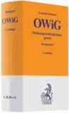 OWiG - Kommentar zum Ordnungswidrigkeitenrecht, Rechtsstand: voraussichtlich 1. September 2010.