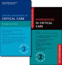 Oxford Handbook of Critical Care Third Edition and Emergencies in Critical Care Second Edition Pack.