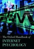Oxford Handbook of Internet Psychology.