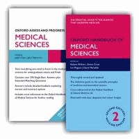 Oxford Handbook of Medical Sciences and Oxford Assess and Progress: Medical Sciences Pack.