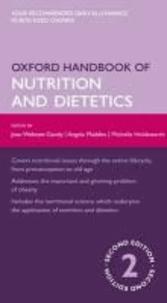 Oxford Handbook of Nutrition and Dietetics.