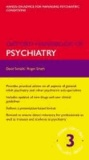 Oxford Handbook of Psychiatry.