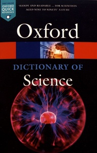Oxford - Oxford Dictionary of Science.