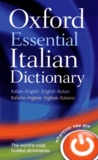 Oxford - Oxford Essential Italian Dictionary - Italian-english & english-italian.