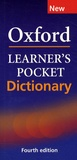 Oxford - Oxford Learner's Pocket Dictionary.
