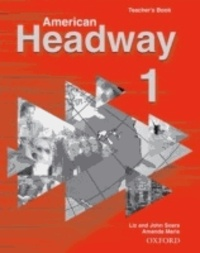 Oxford University Press - AMERICAN HEADWAY 1 TEACHER'S BOOK.