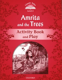 Oxford University Press - Amrita and the Trees - Activity Book and Play.