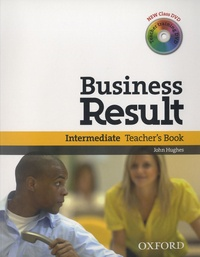 Oxford University Press - Business Result Intermediate - Teacher's book.