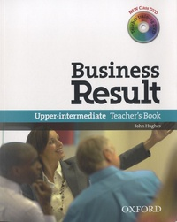 Oxford University Press - Business Result Upper-intermediate - Teacher's book. 2 DVD