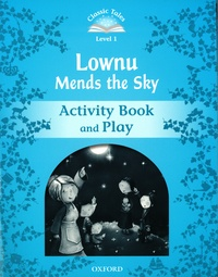 Oxford University Press - Lownu Mends the Sky activity book.