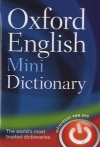 Oxford University Press - Oxford english mini dictionary.