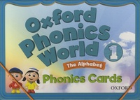 Deedr.fr Oxford Phonics World 1 : Phonics cards - The Alphabet Image