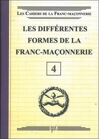 Oxus (éditions) - Les différentes formes de la franc-maçonnerie.