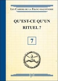 Oxus (éditions) - Qu'est-ce qu'un rituel ?.