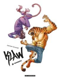 Ozanam et Joël Jurion - Klaw Tome 5 : Monkey.