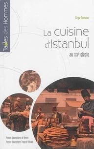 Deedr.fr La cuisine d'Istanbul au XIXe siècle Image