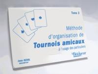 Deedr.fr Méthode organisation Tournois Image