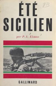 P-A Ekman - .