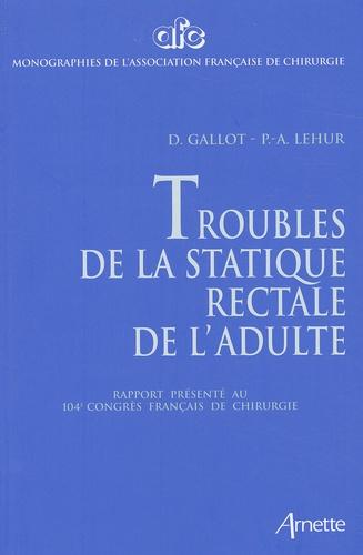 P-A Lehur et  Collectif - .