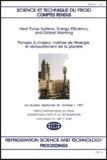 P-A Oostendorp - Pompes à chaleur, maîtrise de l'energie et réchauffement de la planète : Heat pump systems, energy efficiency, and global warming.