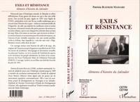 P Bleecker Massard - Exils et résistance - Éléments d'histoire du Salvador, café rouge sang.