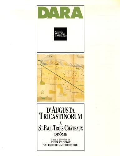 D'Augusta Tricastinorum à Saint-Paul-Trois-Châteaux