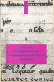 P Bruneau - L'enseignement de la musique et de la danse en Europe....