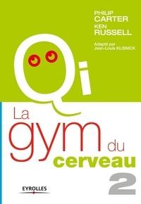 P Cartier et Ken Russell - La gym du cerveau - Tome 2.