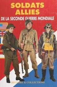 P Charbonnier - Soldats alliés de la Seconde guerre mondiale.