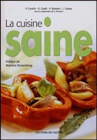 P Cuvello et D Guaiti - La cuisine saine.