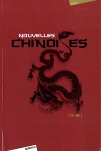 P d' Entrecolles - Nouvelles chinoises - Tome 1.