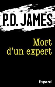 P.d. James - Mort d'un expert.