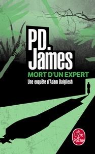 P. D. James - Mort d'un expert.