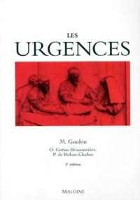 P de Rohan-Chabot et Maurice Goulon - Les urgences.